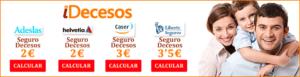 Mejor Seguro de Decesos = iDecesos.com